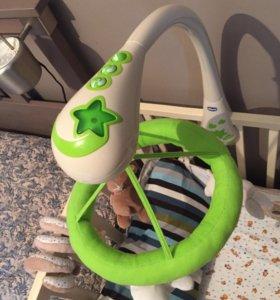 Мобиль на детскую кроватку Chicco