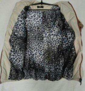 Зимняя куртка ( пуховик)
