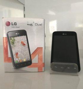 Смартфон LG L4 Dual