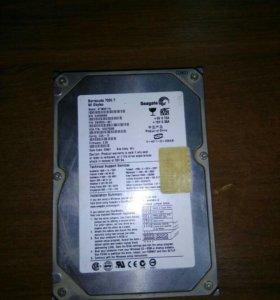 Жесткий диск 80 ГБ 3.5