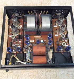 Ламповый усилитель ''Прибой-50УМ-204С''