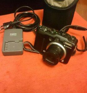 Фотоаппарат Canon PowerShot G7