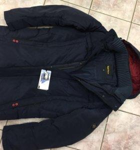 Куртка парка зимняя Black Snow новая.Оригинал