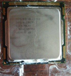 Процессоры intel core i3 540 и amd