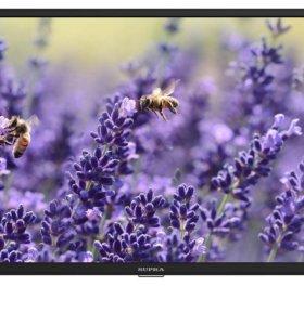 Новый LED телевизор Supra STV-LC32LT0030W 32 дюйма