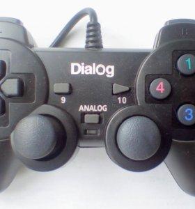 Продам USB джойстик Dialog