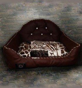лежанки красивые диваны кроватки для собак и кошек