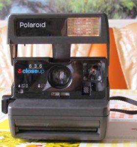 Фотоаппарат моментального проявления Polaroid 636