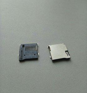Слот microSD карт памяти