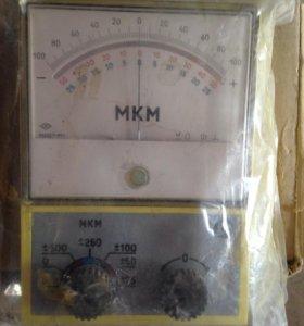 М2027-М1 100-0-100μА Микроамперметр