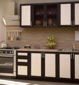 Кухонный гарнитур 2 метра. Новый!