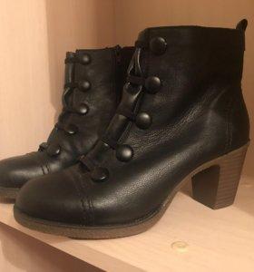 Батильоны (ботинки) rieker зима