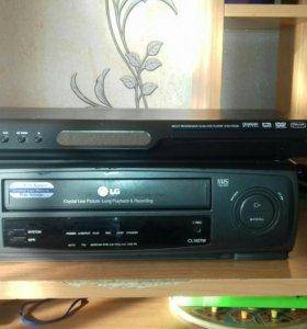 DVD и Видео плеер в хорошем и рабочем состоянии