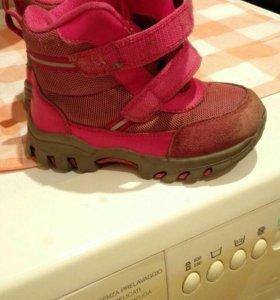 Ботинки Лесси
