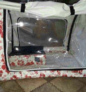 Палатка для кошек