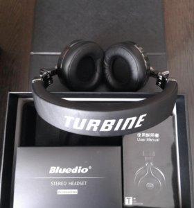 Bluedio T3 Bluetooth беспроводные наушники