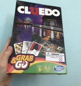 Настольная игра Cluedo(мини)