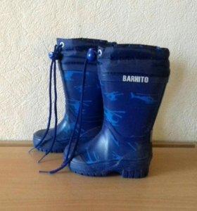Сапоги резиновые Barkito 14 см