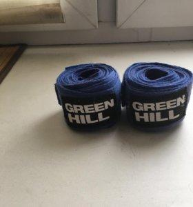 Бинты GREEN HILL