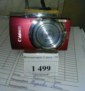 Фотоаппарат canon150