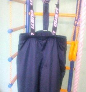 Непромокаемые штаны для мальчика