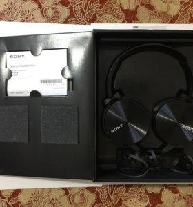 Наушники Sony MDR-XB450