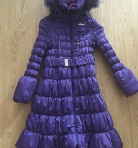 Зимнее пальто Oldos