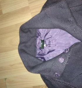 Пальто 40-42р для девочки