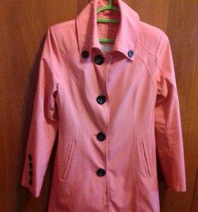 """Розовое """"пальто"""""""