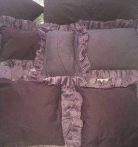 комплект подушек декоративных