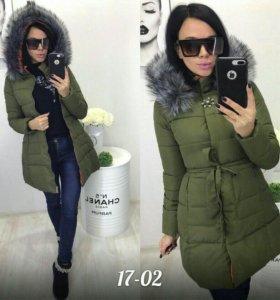 Куртка.Зима.