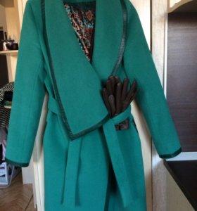 Пальто женское (кашемир)
