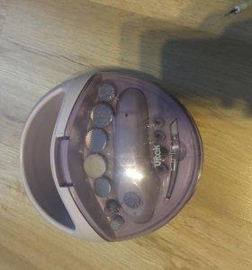Аппарат с насадками для маникюра м педикюра