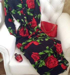 Красивое платье 🌹