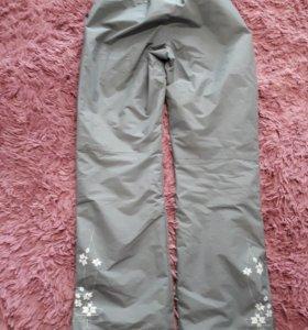 Женские утепленные брюки Glissade