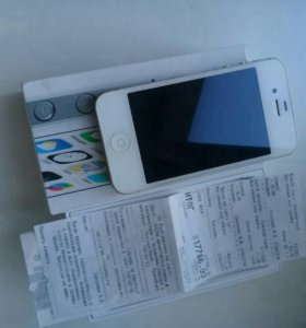 Iphone 4s(white)