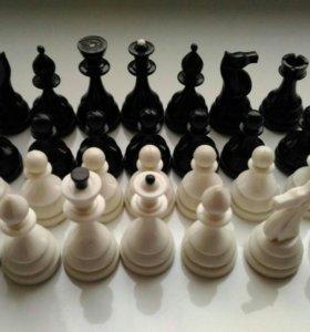 Шахматы магнитные без доски