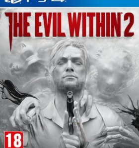 PS4 The Evil Within 2, новый