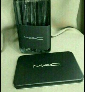 Набор кистей для макияжа Mac