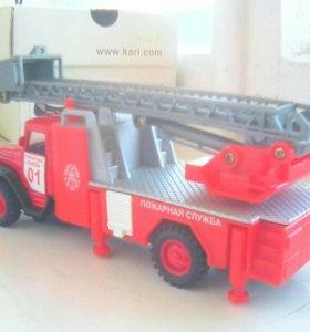 Машина пожарная служба