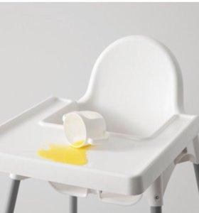 Детский стульчик со столешницей