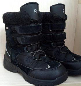 Сапоги (ботинки) Reima зимние.