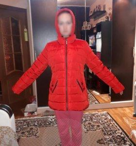 Куртка демисезон-зима