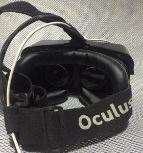 Очки виртуальной реальности Oculus DK2