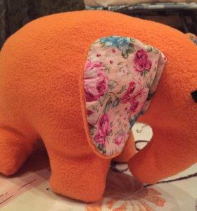 Сплюшки зайка и слоник