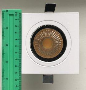 Светодиодный светильник, светодиодная лампа