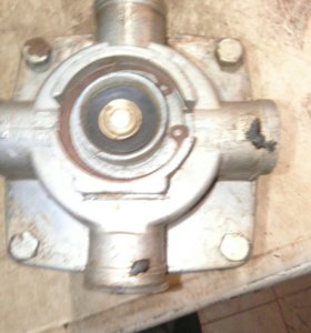 Гл тормозной кран под педаль на Зил, Камаз