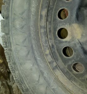 Колеса на форд фокус 3 с колпаками.