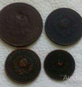 Монеты первые советские отчеканены на царской меди