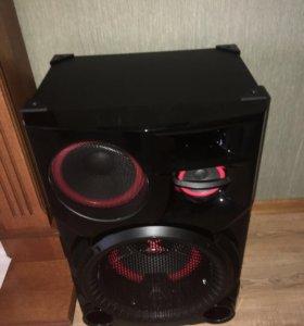 Музыкальная система Midi LG CJ98
